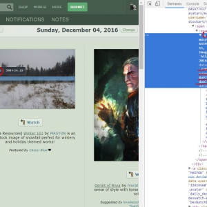 Find CSS Queries For AutoTools HTML Read Action