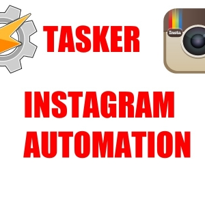 Tasker: Post To Instagram - YouTube