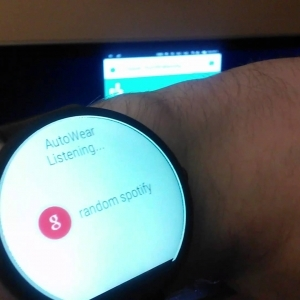 Android Wear and tasker plugins