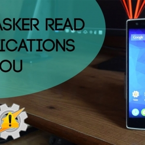 How to setup voice notifications using Tasker