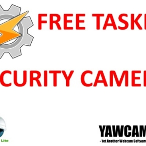 Tasker Free Security Cam/IP Camera - YouTube