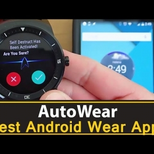 AutoWear - Best Adroid Wear Apps Series