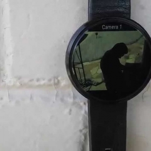 Moto 360 Doorbell Notification - YouTube